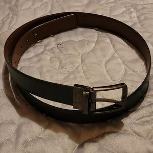 Perry Ellis Men's Reversible Belt, 42